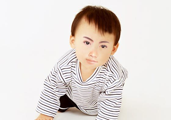 未来孩子照片在线合成