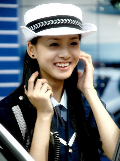 图片主题:女警的风采 (组图)-女警的风采