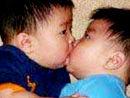 不同年龄的接吻结局(组图)