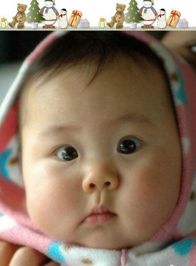 主题:超级可爱的宝宝照片(组图)