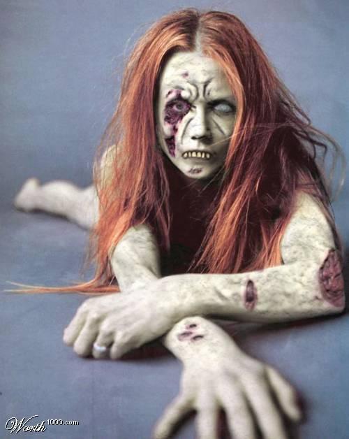 恐怖最吓人的鬼图片大图 吓人的鬼图片超恐怖 史上最恐怖的吓人图片