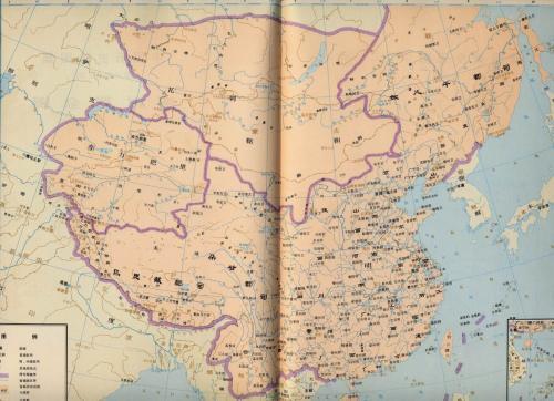 中国疆域论 珍贵地图 精彩好文