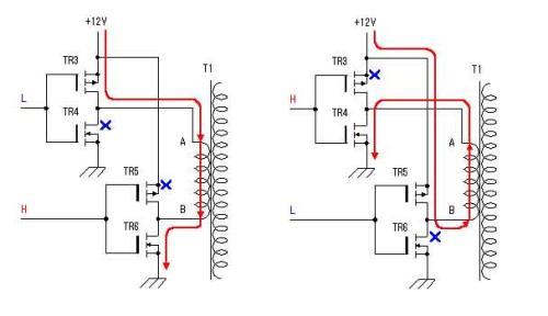 变压器的低压侧有时会有很大的电流通过,所以该电路的保险丝不能省略
