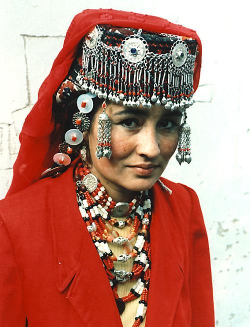 南疆-塔什库尔干-塔吉克族人