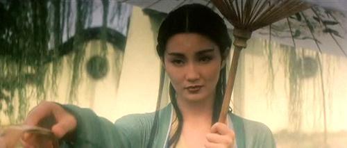青蛇赵文卓法海的纹身