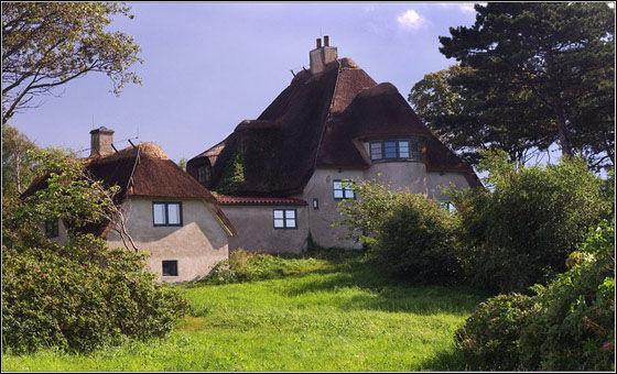 哦,漂亮的房子