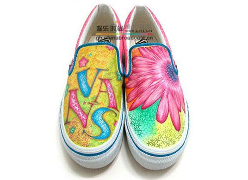 今年流行D帆布鞋